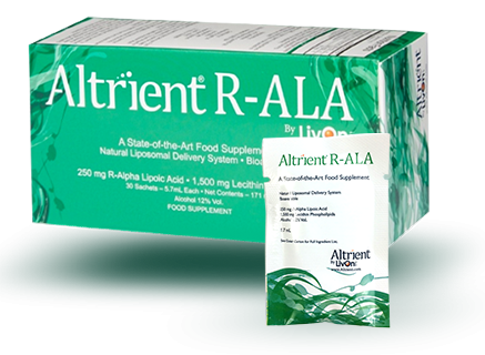 Image of Altrient R-Alpha Lipoic Acid